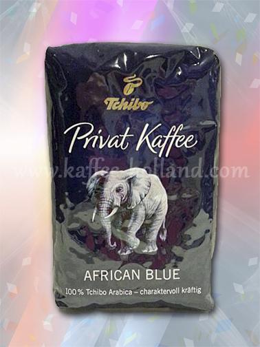tchibo privat kaffee african blue. Black Bedroom Furniture Sets. Home Design Ideas