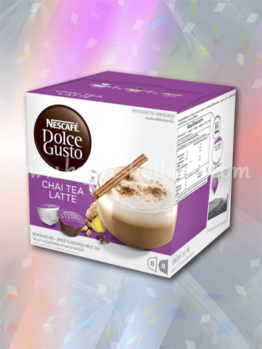 tea latte dolce gusto