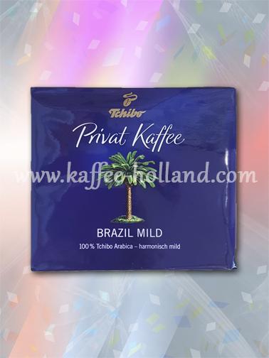 tchibo privat kaffee brazil mild. Black Bedroom Furniture Sets. Home Design Ideas