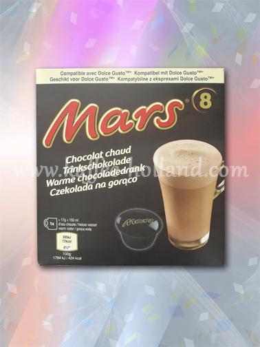 Mars Hot Chocolate Drink Capsules