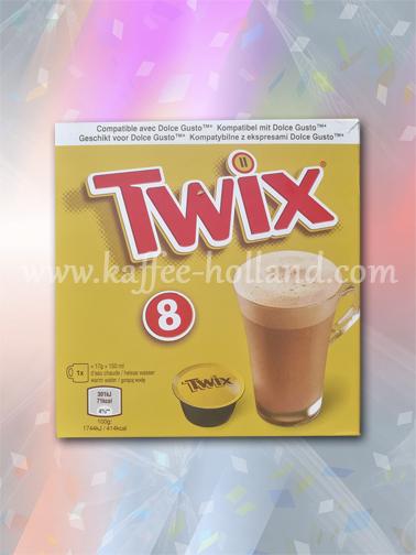Twix Hot Chocolate Drink Capsules