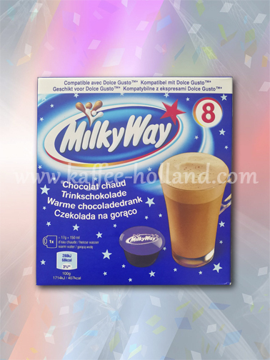 Milkyway Hot Chocolate Drink Capsules